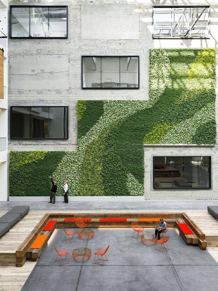 que os parece este #jardinevertical ?