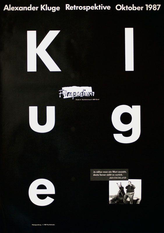 Brühwiler Paul - Alexander Kluge