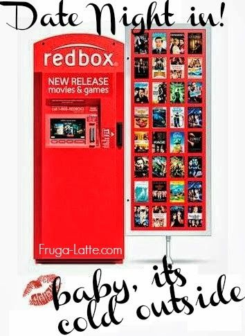 Frugalatte: FREE RedBox Code for a Date Night In!