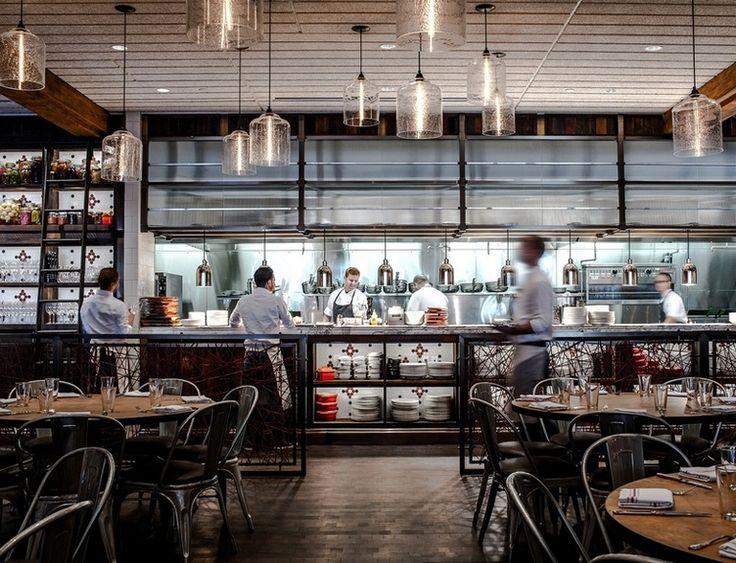 Kitchen Construction Begins Soon : Best restaurant kitchen design ideas on pinterest