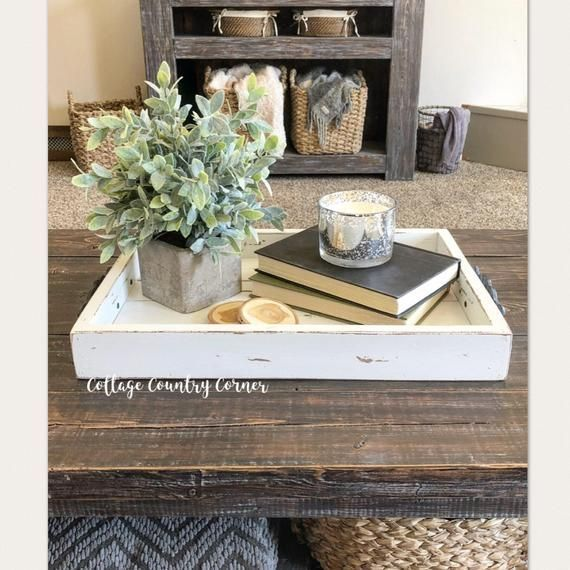 Mandelin Wood Metal Coffee Table Natural White Project 62 Mit