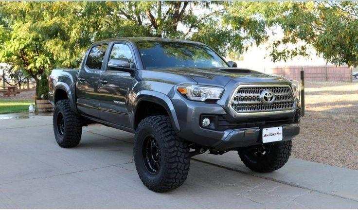 SPOTTED: 2016 Tacoma Trucks in the Wild! - Toyota Cruisers & Trucks Magazine | Land Cruiser, 4Runner, FJ Cruiser, Tacoma, Toyota Trucks