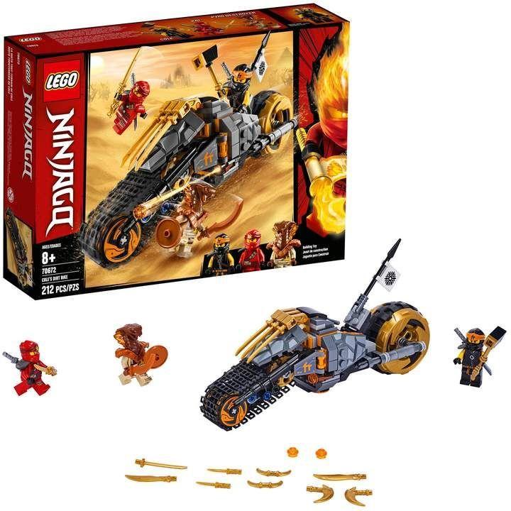 Lego Ninjago Coles Dirt Bike Set 70672   – Products – #Bike #Coles #Dirt #Lego #…