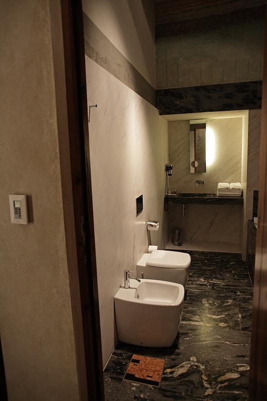 Łazienka do państwa dyspozycji.