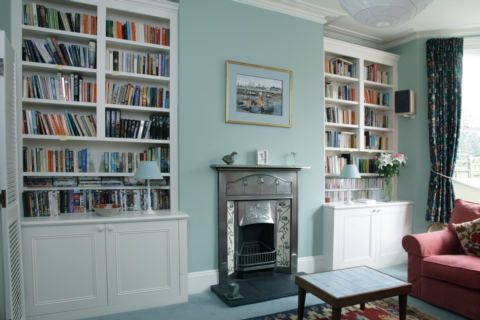Fitted Bookcases and Fitted Bookshelves - JOAT-London