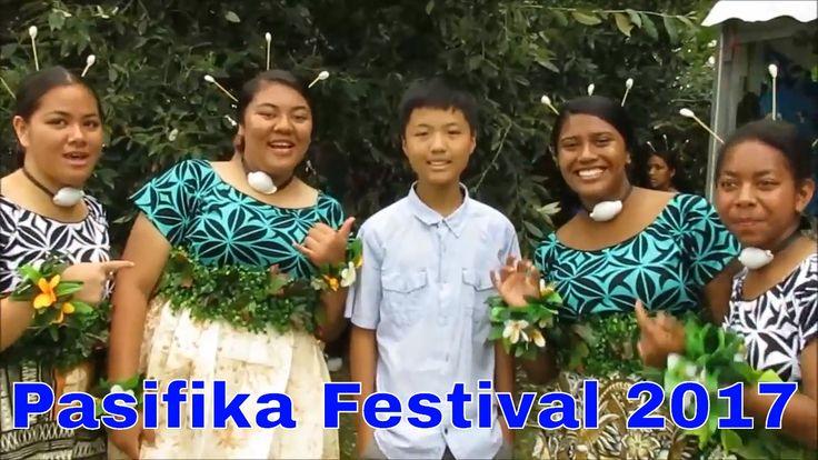 Pasificka Festival 2017, Auckland, long version