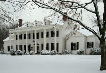 Historically, Greek revival was one of the most influential styles in American architecture. Indelible images persist of the grand plantation houses of the South, and many suburban developments are full of homes that exhibit the massing and form for which this style is known.