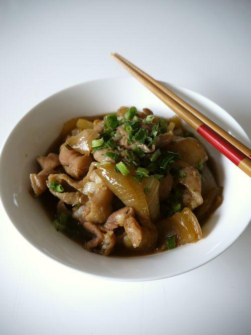 寒い日にはコレ!ほっこり美味しい♡豚もつ煮込み♪|** ♪bvivid の Home Cooking Recipes♪ **