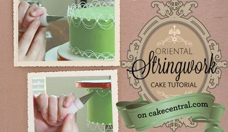 Tutorials on Cake Central