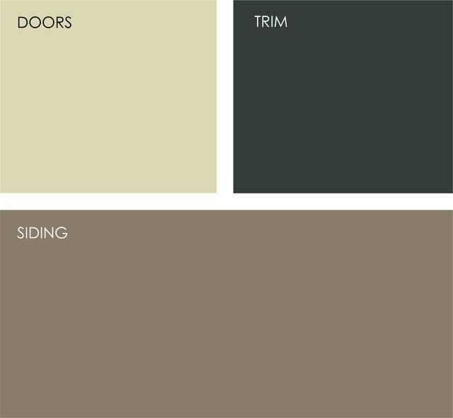 Houses with sherwin williams tony taupe paint color for Sherwin williams virtual painter