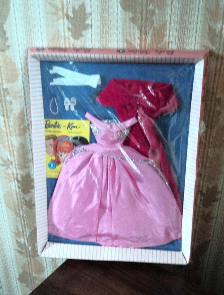 60 Best Images About Nrfb Vintage Barbie On Pinterest