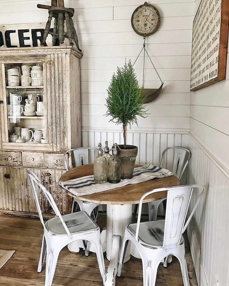 Pin By Little Yellow Cottage On Cozy Cottage Dining