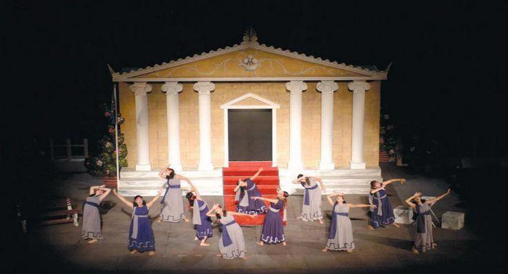 Η ΑΠΟΚΑΛΥΨΗ ΤΟΥ ΕΝΑΤΟΥ ΚΥΜΑΤΟΣ: Ο χορός έδινε ρυθμό στη ζωή και τη σκέψη των αρχαί...