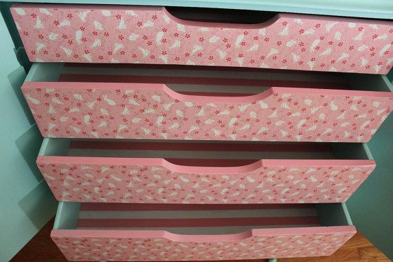 Mint Dresser / hold for Melanie by LaVantteHome on Etsy