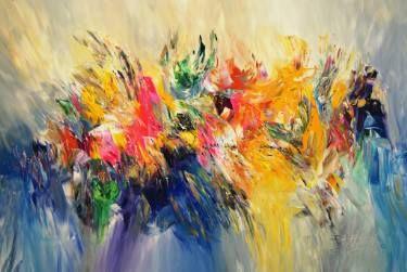 "Saatchi Art Artist Peter Nottrott; Painting, ""Carpe Diem XL 2"" #art"