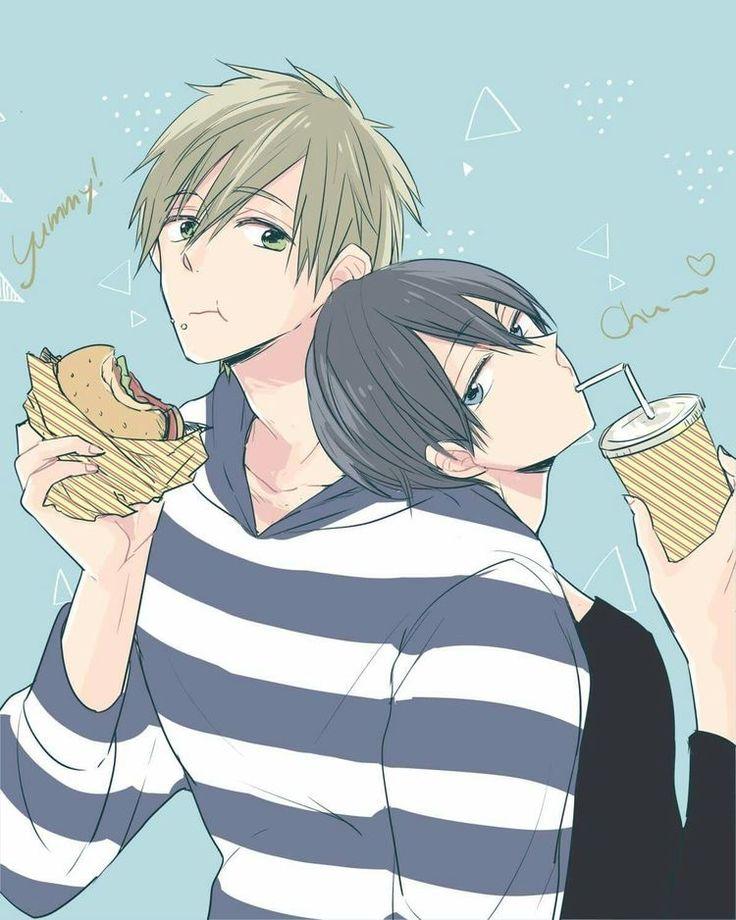 Pin by Helia Momeni on Anime | Free anime, Free iwatobi ...