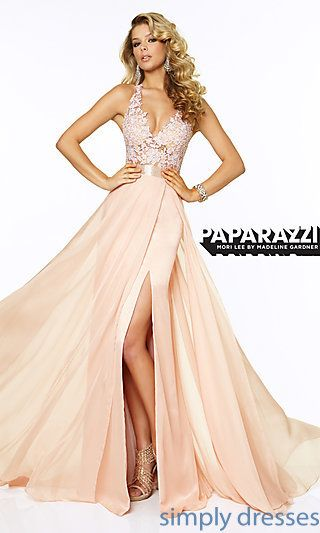 I like the silhouette and the neckline, but the price is too much, and perhaps different color