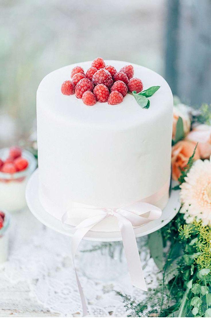 #Hochzeitstorte - schlicht und einfach und schon wieder besonders