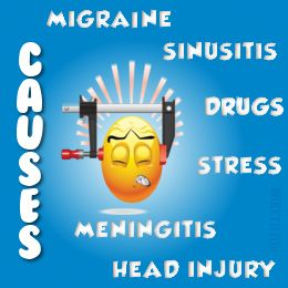 Constant Headache Causes
