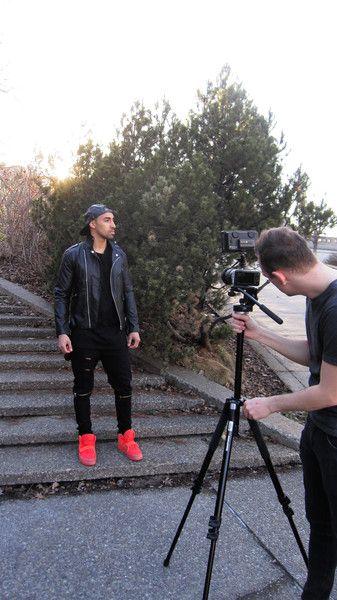 BTS // SCHEMING VIDEO EDITORIAL FOR Zargara : http://babesngents.com/blogs/news/30038913-bts-scheming-video-editorial-for-zargara // #zargara  #babesngents