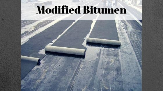 211 Pages] Modified Bitumen Market research report