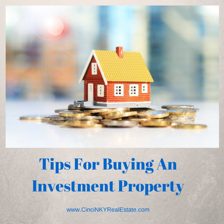 Buying an investment property requires more planning and understanding of the process so as not to end up with a losing investment.