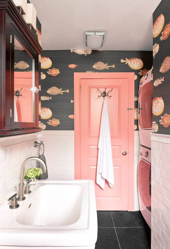 Inspiratie voor roze badkamers vind je hier met maar liefst 30 mooie voorbeelden van hoe je roze toepast in de badkamer. Inspirerend en bijzonder!