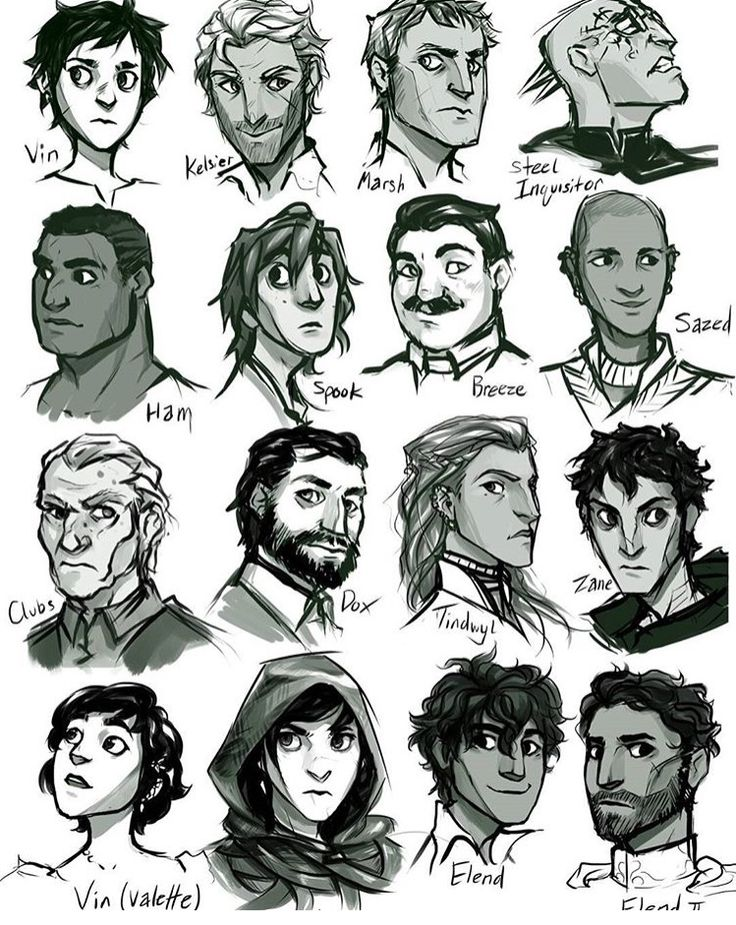 Mistborn Characters!!!