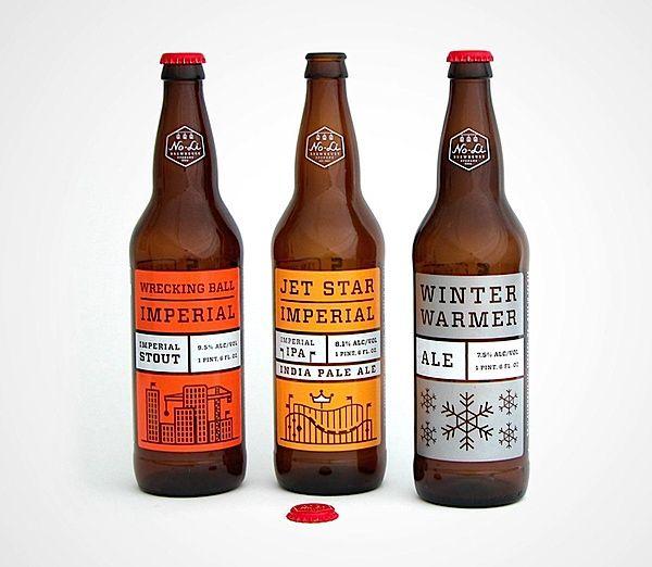 638 best Beer Label Design Inspiration images – Beer Label