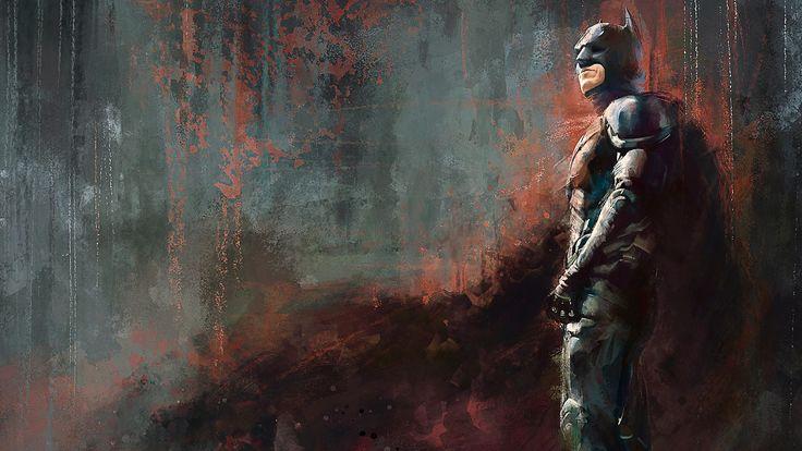 Wallpaper 4k The Dark Knight Artworks 4k artwork ...