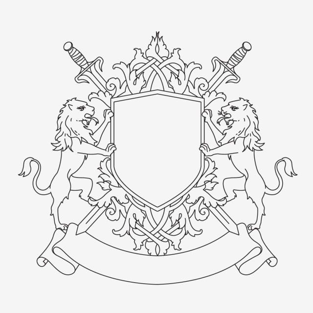 Coat Of Arms Design Vector Crest Armory Award Png And Vector With Transparent Background For Free Download Coat Of Arms Horse Logo Design Family Crest Symbols