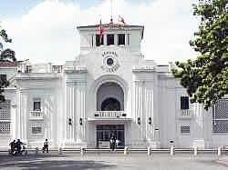 Gobernación del estado Aragua en Maracay.