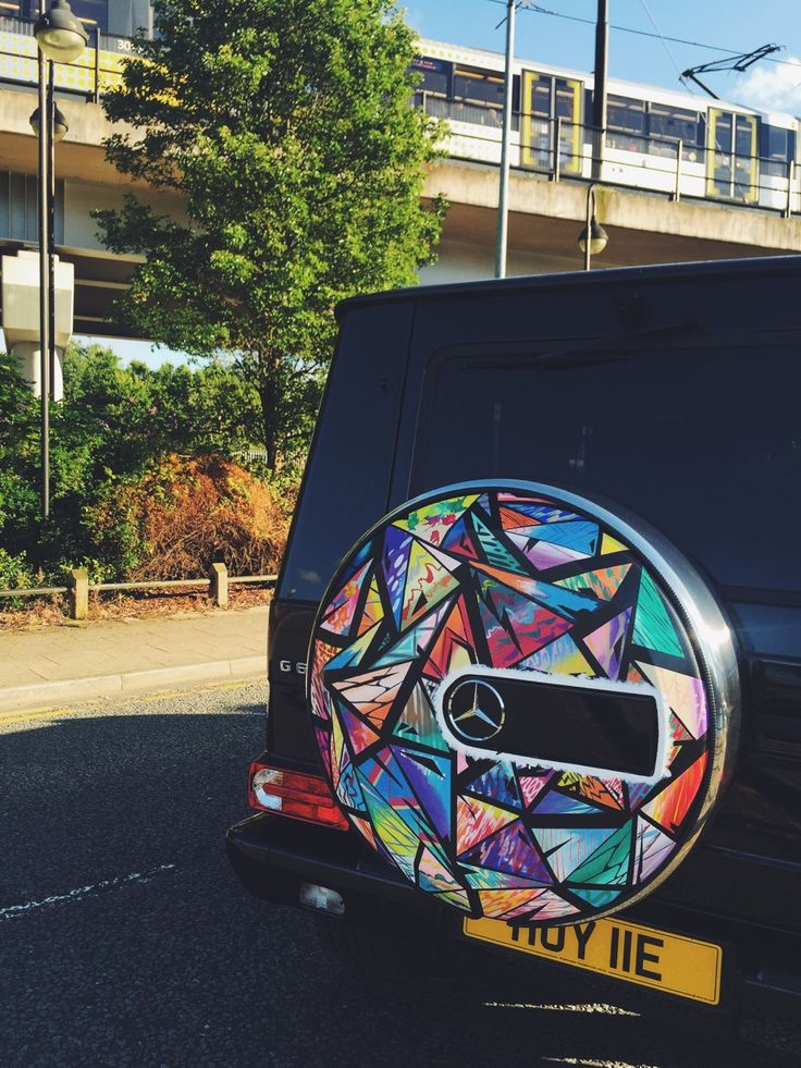 fromvirginiaben:   i just painted this g wagon.