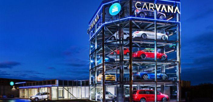 Caravana : World's First Automobile Vending Machine