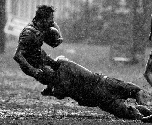 Rugby Tackle.......