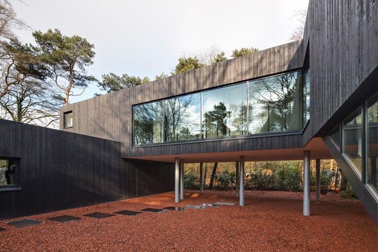 Grosfeld van der Velde Architecten (Project) - Woonhuis KvD - architectenweb.nl