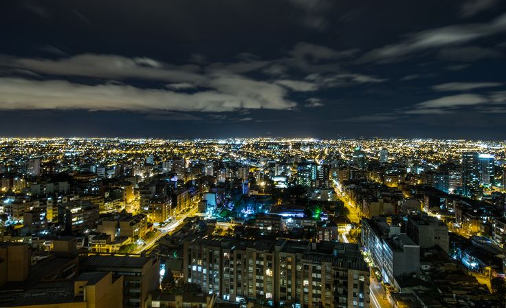 Decisión - #night #photography #city