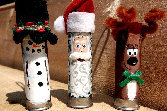Shotgun Shells Ornaments