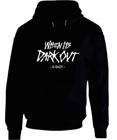 g eazy black hoodies - Google Search