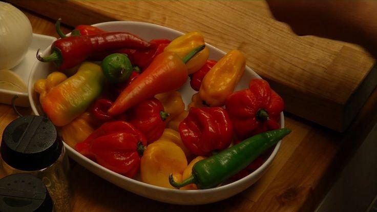 Najostrzejszy sos naturalny, Habanero, KitchenBook