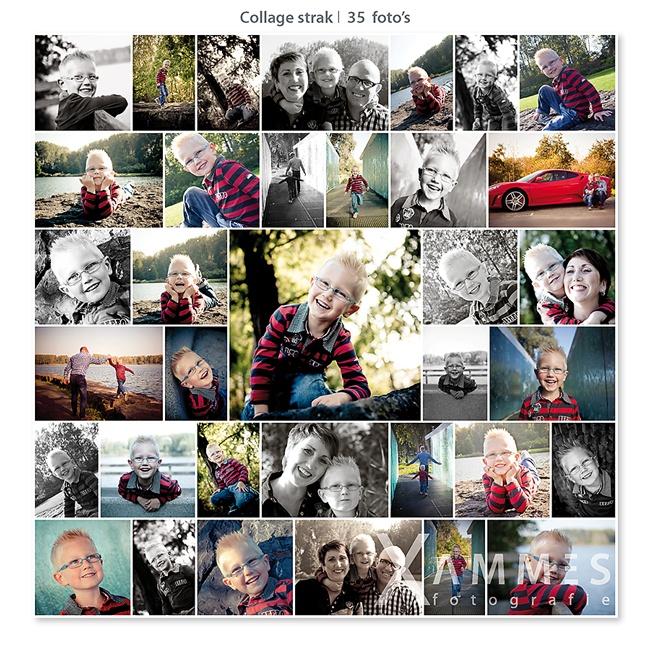 Laat een mooie collage maken van je meest favoriete foto's @ Xammes fotografie