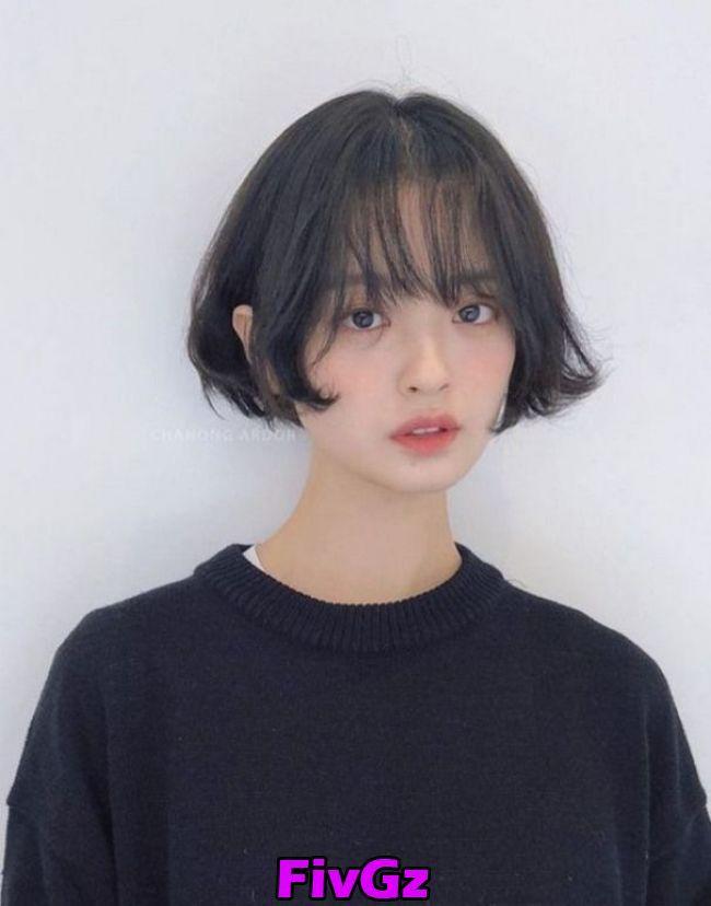 Korean Model Models Korean Models In 2020 Shot Hair Styles Short Hair Styles Face Hair Korean Model Models In 2020 Shot Hair Styles Short Hair Styles Face Hair