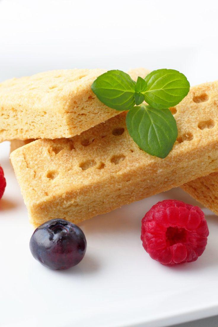 Scottish Shortbread Recipe - Just 3 Ingredients! | Dessert ...