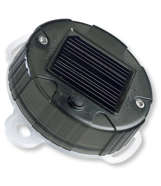 Meet the Backpack with Solar Plate
