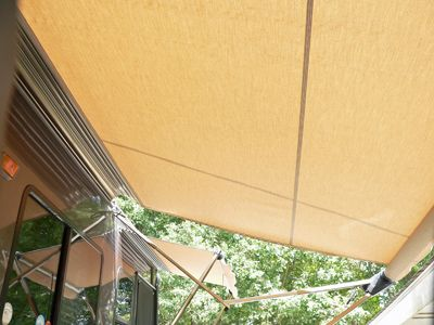 The RV Doctor: RV Awning Canopy Replacement