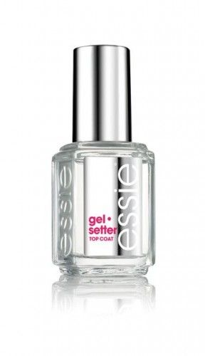 Review, Swatches: Essie Gel Setter Top Coat – Best, Fast-Acting, No Curing Time Nail Polish Treatment