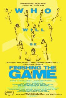 Finishing the Game: The Search for a New Bruce Lee (2007) Poster