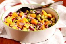 Рецепты салатов: 4 вкусных и полезных салата на выходные →