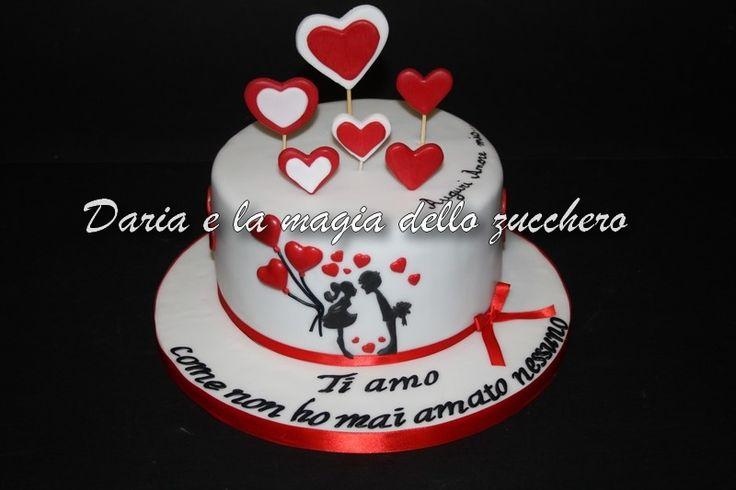 #Love cake #Love #Amore