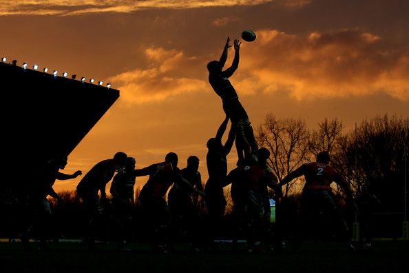 Beautiful pic | London Welsh v Leicester Tigers - Aviva Premiership